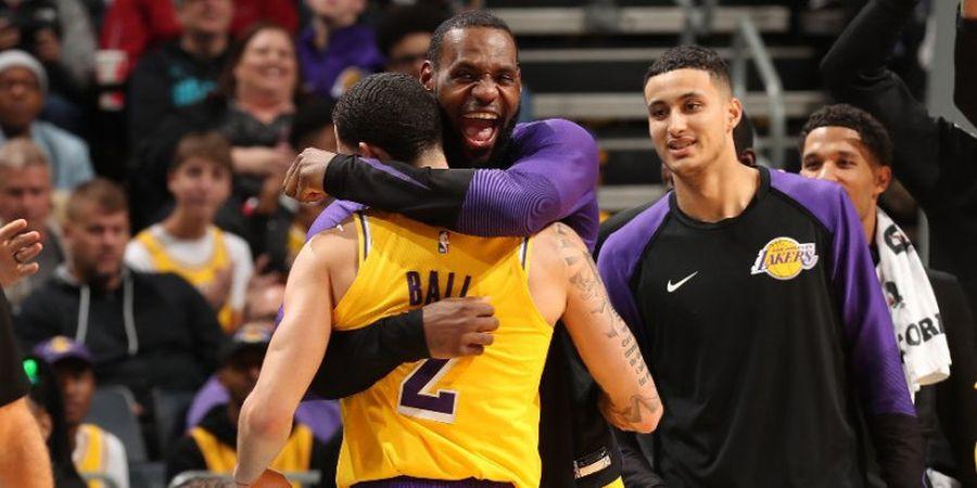 Lonzo Ball Ingin Menjadi Sosok Pemimpin di LA Lakers