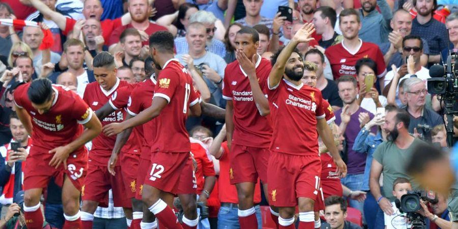 Ketika Mohamed Salah Belum Cukup Tajam