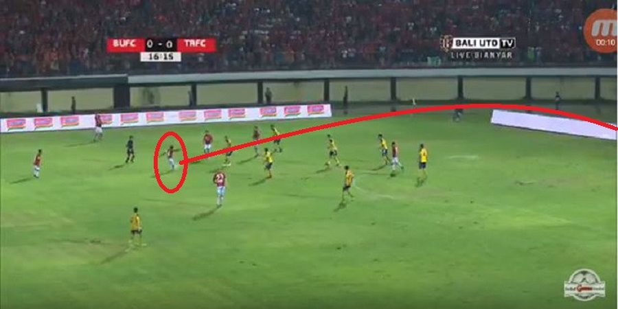 Masuk Tiga Gol Terbaik Dunia, Fadil Sausu Kalahkan Di Maria dan Martial