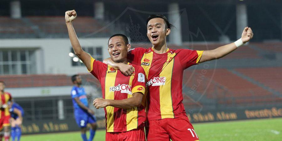 Evan Dimas dan Ilham Udin Akan Dipertahankan Selangor FA