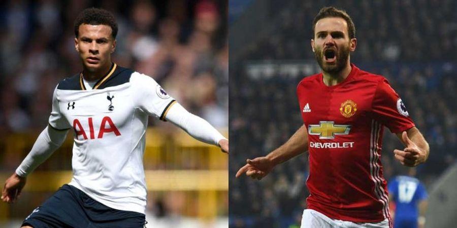 Tottenham Vs Man. United: Menang di Pertama dan Terakhir