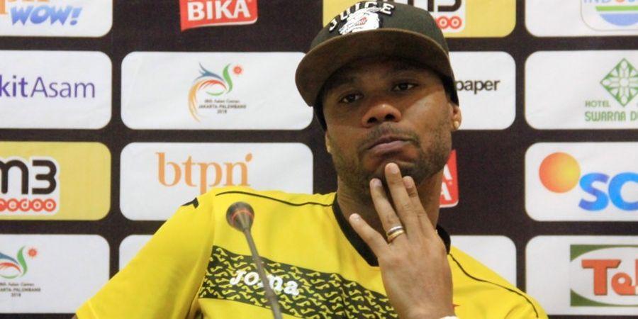 Sriwijaya FC Bikin Sulit Hilton Moreira untuk Pindah ke Persipura