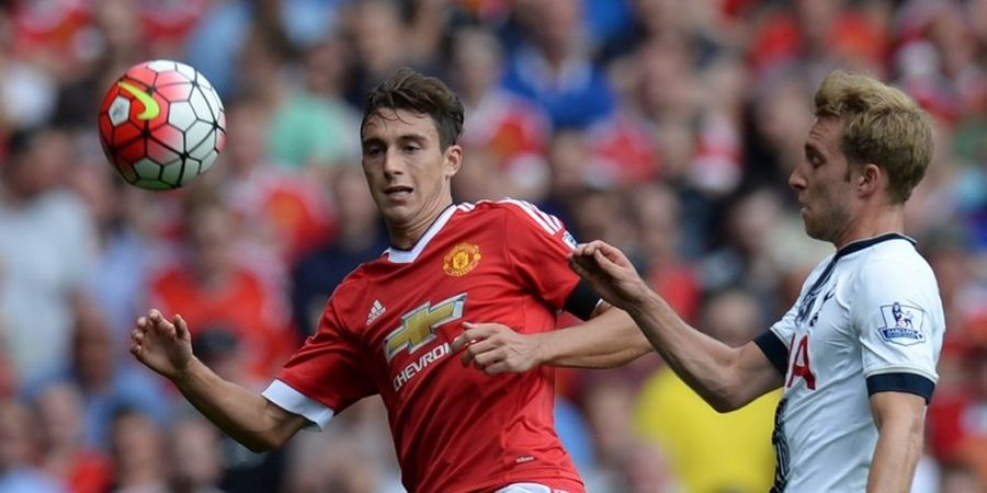Matteo Darmian: Saya Ingin Pergi dari Manchester United