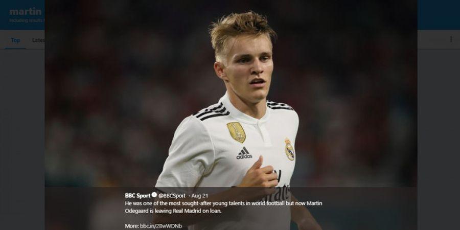 Siasat Si Anak Hilang untuk Kembali Berseragam Real Madrid