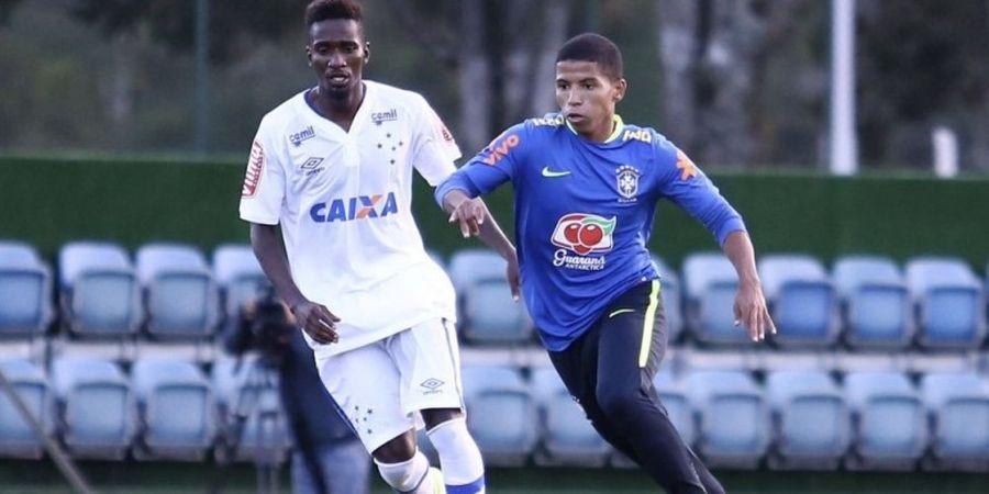 Hadapi Indonesia di Toulon Tournament, Brasil Pakai Tim untuk Copa America U-20