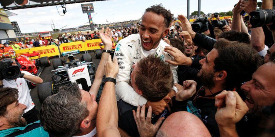 Jadwal F1 GP Prancis 2019 - Rekor Kembali Memihak Lewis Hamilton