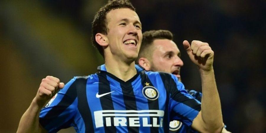 Perisic Tak Akan Tinggalkan Inter Milan, Kecuali...