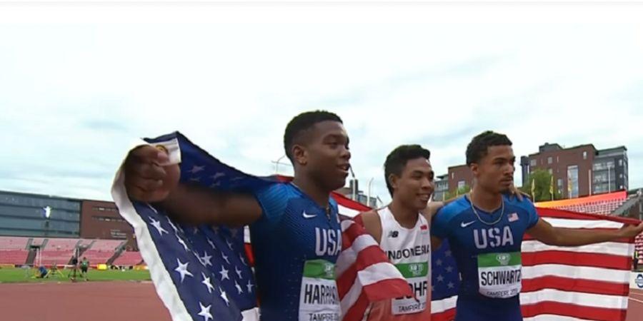 Kejuaraan Dunia Junior di Finlandia Sukses Ditaklukkan oleh Pelari Masa Depan Indonesia