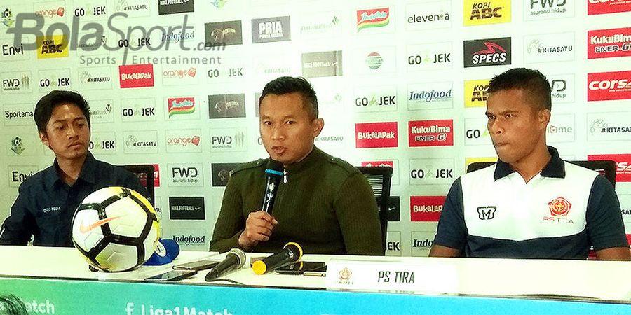 Seusai Didepak dari PS Tira, Rudy Eka Berharap Dapat Bantuan Dana dari Sponsor
