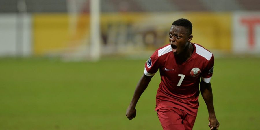 Cetak Tiga Gol ke Gawang Timnas U-19 Indonesia, Pemain Qatar Ini Kecewa