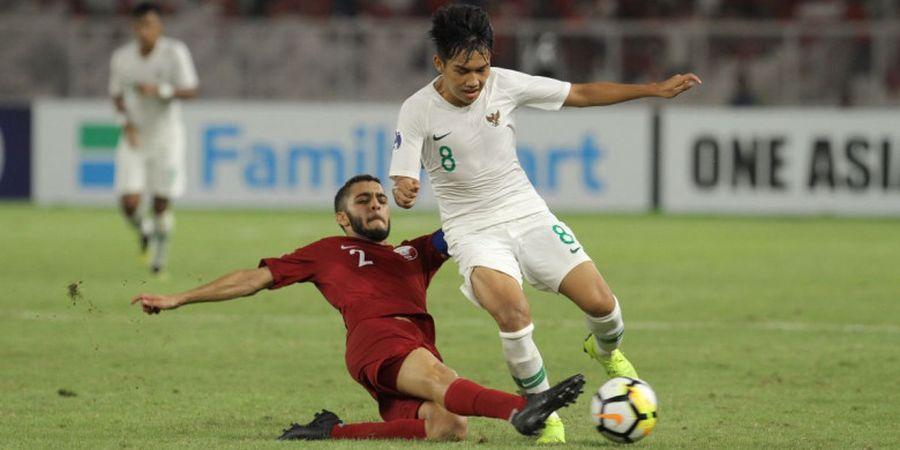 Ternyata Pelatih Timnas U-19 Qatar Diusir Wasit Pada Penghujung Pertandingan
