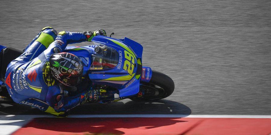 Suzuki Diklaim Hanya Fokus pada Alex Rins