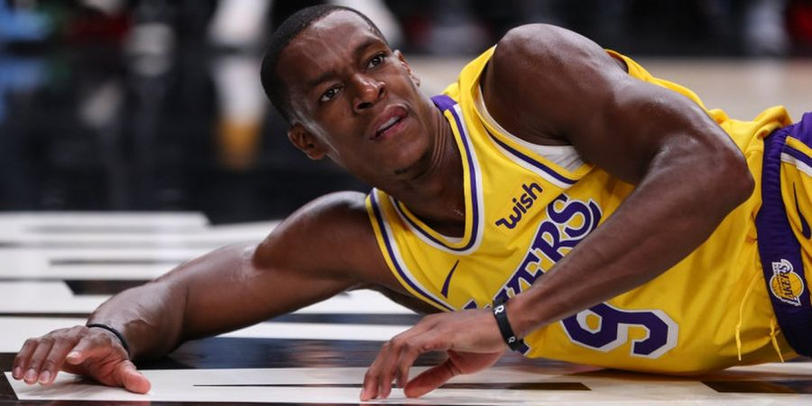 Rajon Rondo Bantah Chris Paul soal Insiden Adu Jotos Lakers Vs Rockets