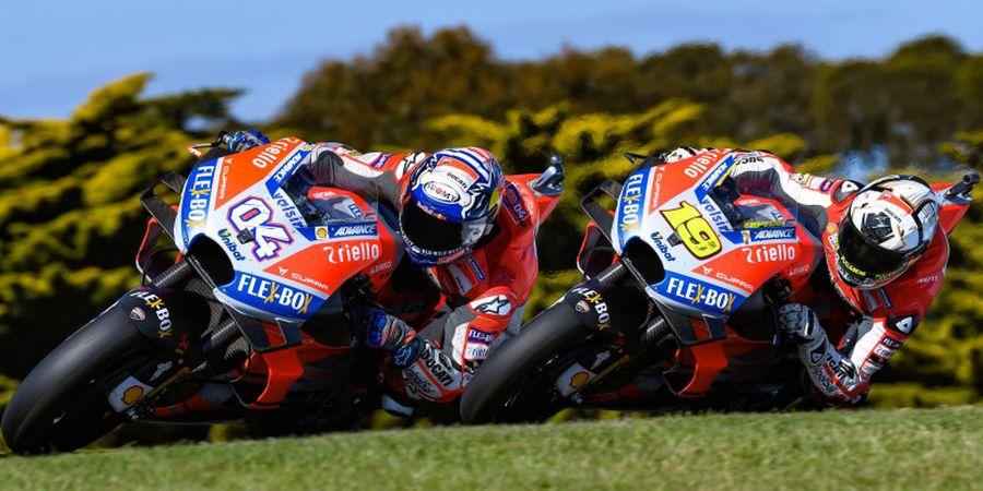 Boss Ducati: Alvaro Baustista Jadi Harapan Tim di Luar MotoGP