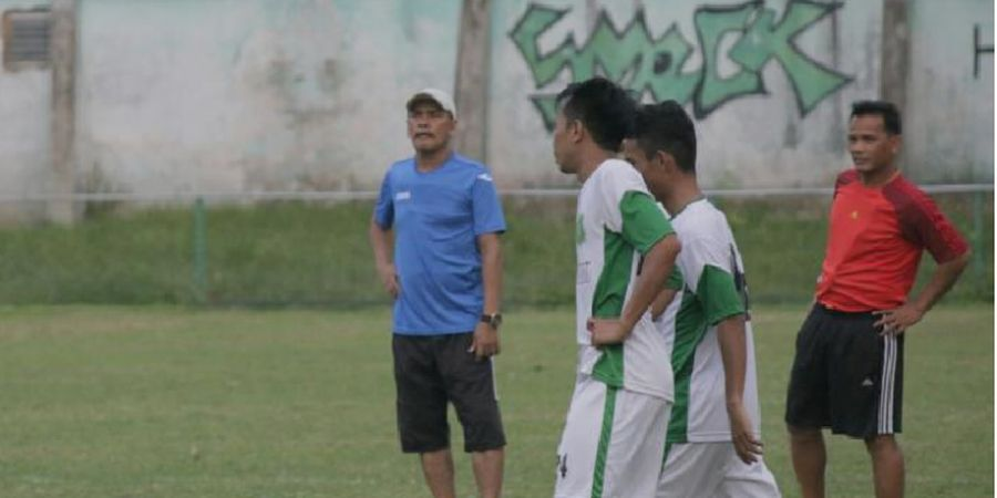 Pelatih PSMS Medan Siapkan Langkah jika Manajemen Tak Datangkan Pemain Berkualitas