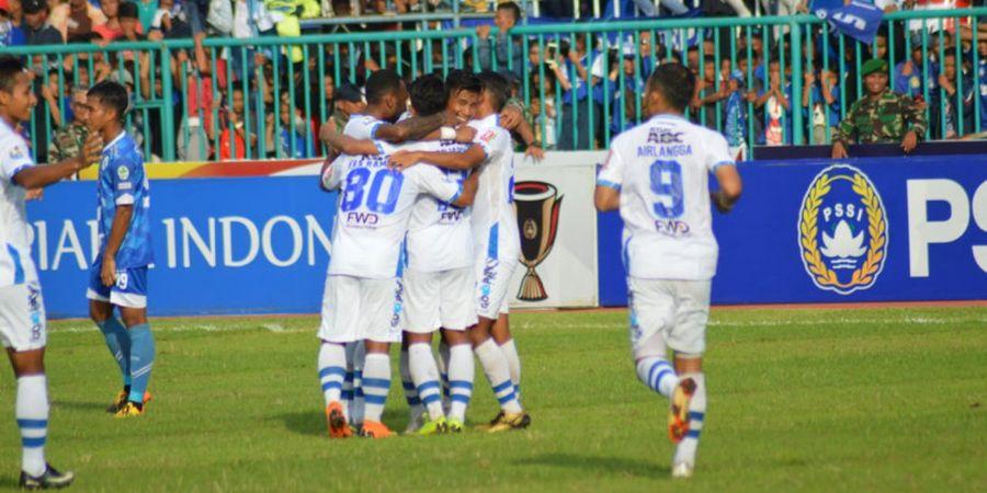Persib Berhasil, Babak 32 Besar Menanti Setelah PSCS Tumbang di Wijaya Kusuma