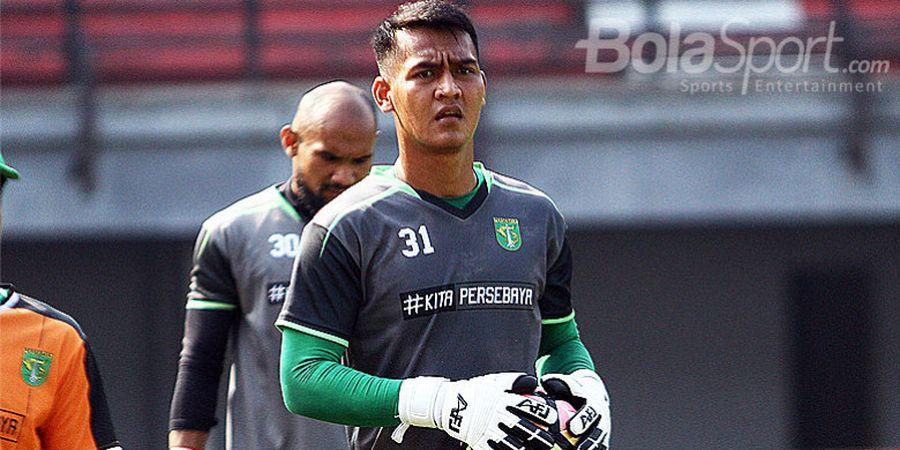Mantan Kiper Persija Jakarta Resmi Gabung AHHA PS Pati FC