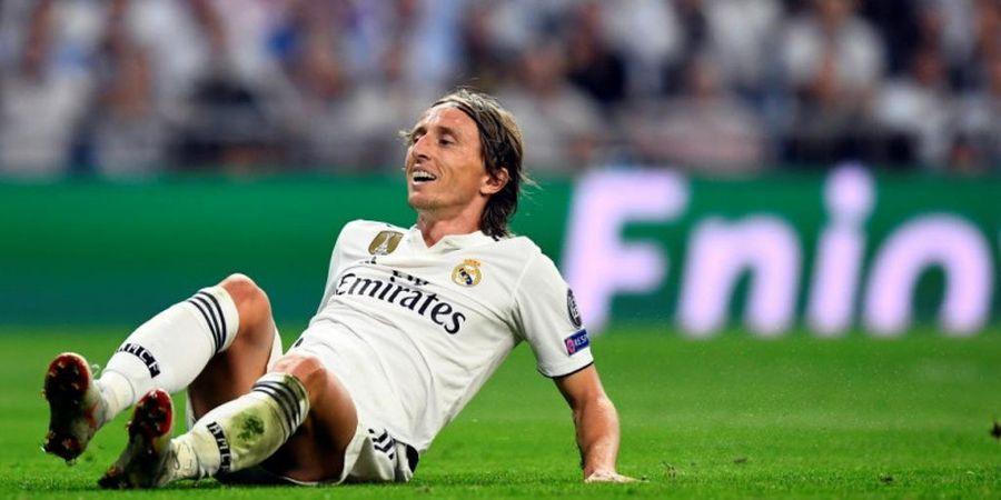 Real Madrid dan Kutukan Penghargaan Pemain Terbaik Dunia