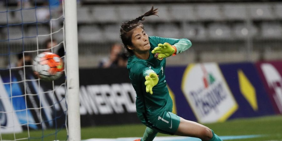 Zhao Lina Batal Pensiun, Asian Games 2018 Bisa Kedatangan Kiper Cantik China