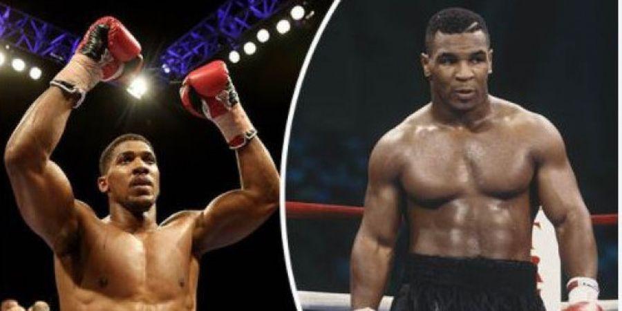 Anthony Joshua Ingatkan Mike Tyson Tidak Kembali Jadi Petinju Profesional
