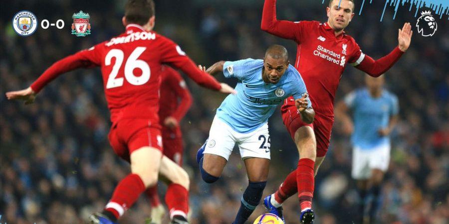 Jadwal Liga Inggris Pekan-38 - Man City vs Brighton Live MNC TV