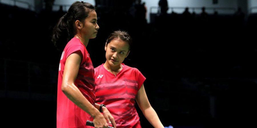 Dua Ganda Putri Indonesia Tersingkir dari SEA Games 2017