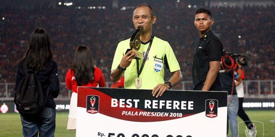 Harapan Wasit Liga 1 Terkait Kompetisi yang Masih Belum Jelas