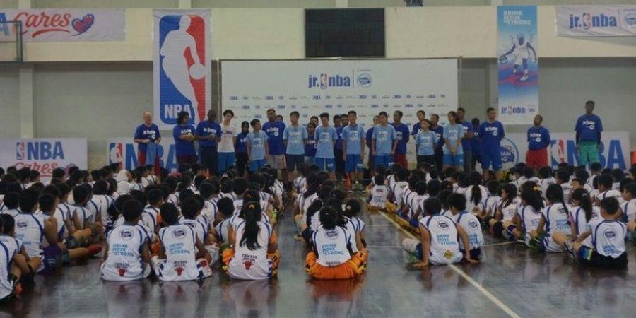 Tahun Ini, Jr NBA Indonesia Akan Berangkatkan 16 Pemain ke NBA Experience