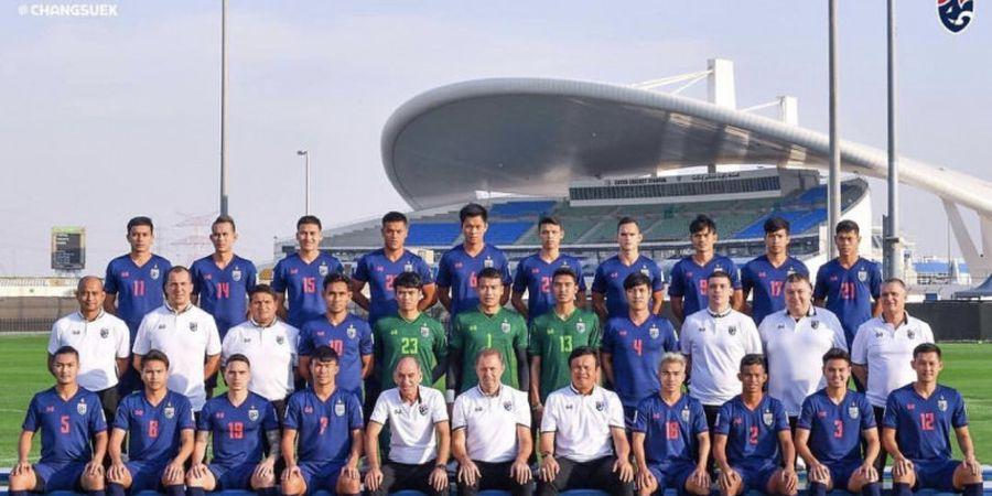 Jadwal Siaran Langsung Piala Asia Hari Ini, Thailand Intip Sejarah 47 Tahun Silam