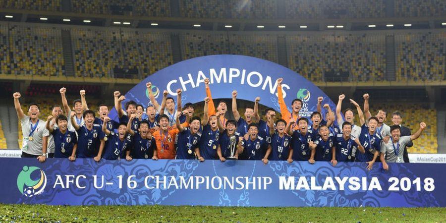 Pelatih Jepang Nilai Lawan Timnas U-16 Indonesia Tak Akan Mudah