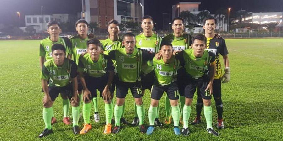 Cetak Dua Gol dan Menang Besar di Liga Brunei, Pemain Indonesia Ini Mendedikasikan untuk Korban Lion Air JT 610