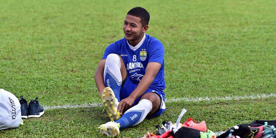 Gian Zola Kesampingkan Persib dan Fokus di Timnas U-22 Indonesia
