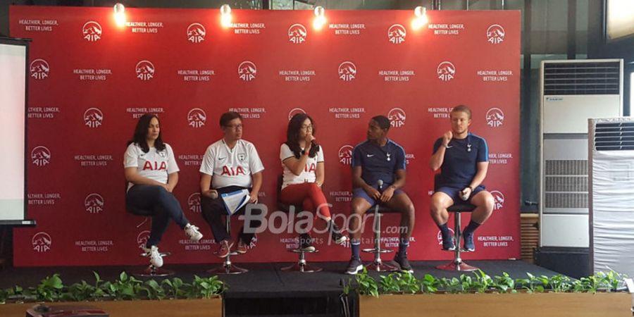 Ilmu Sejumlah Pelatih di Jakarta dan Ambon Bakal Ditambah oleh Dua Pelatih Tottenham Hotspur