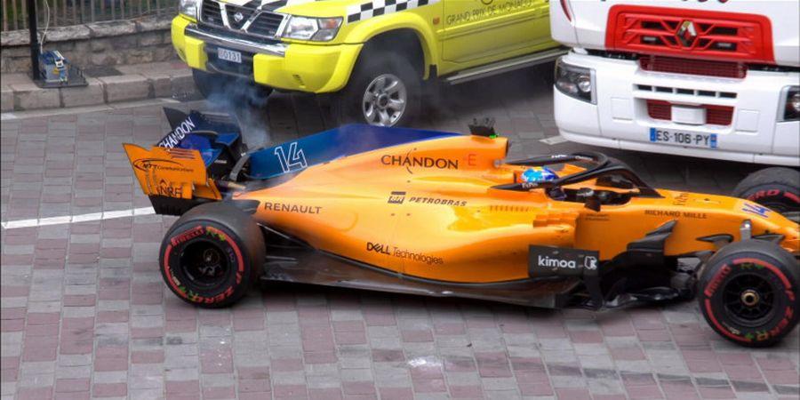 Jasa McLaren untuk Fernando Alonso