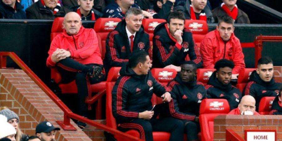 Posisi Duduk Solskjaer di Bench Manchester United Tentukan Prestasi?