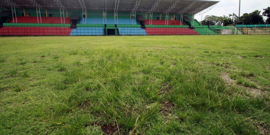 Pesan Supardi Nasir untuk Pengurus Stadion Teladan Medan