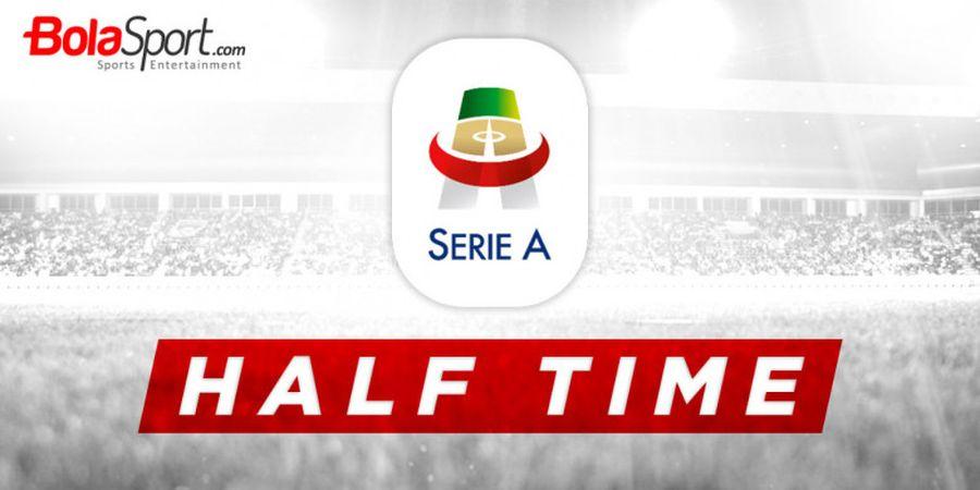 Hasil Babak I - AC Milan Ditahan Imbang Tanpa Gol oleh Brescia