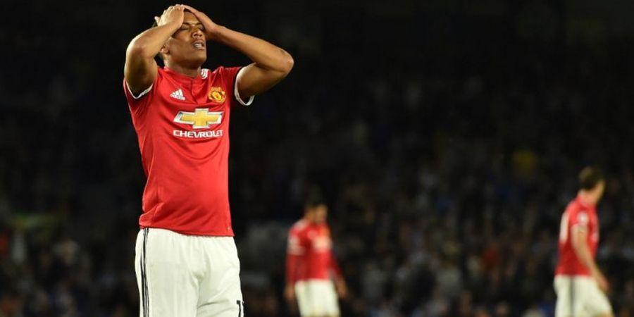 Jika Ingin Masuk Skuat Prancis, Anthony Martial Harus Rela Menyakiti Perasaan Fans Man United dengan Cara Ini
