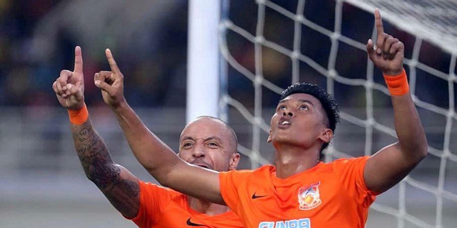Mulai Jarang Jadi Pilihan Utama di Borneo FC, Apa Kata Lerby Eliandry?