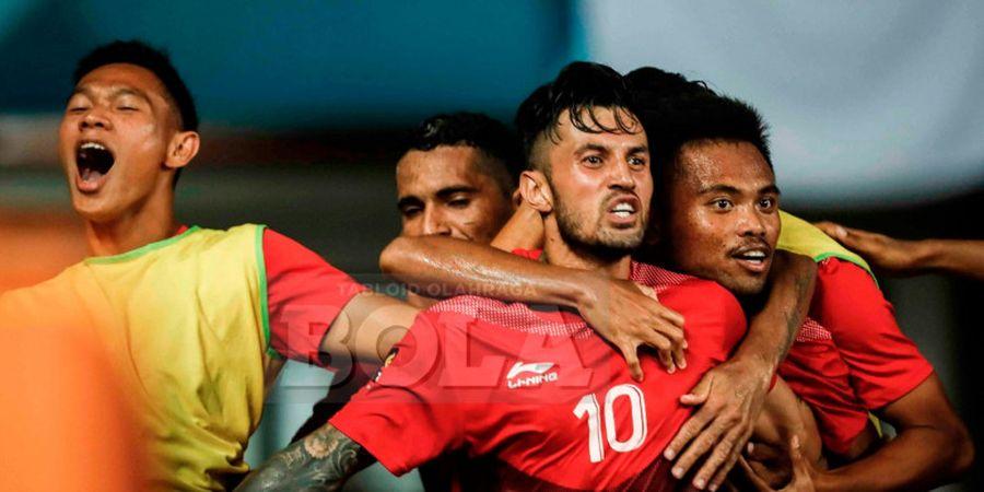 Piala AFF 2018 - Pemain Naturalisasi Timnas Indonesia Dijagokan Raih MVP dan Ulangi Kesuksesan Firman Utina