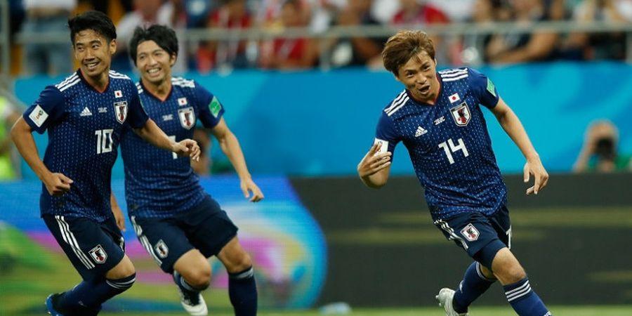 Kisah Jepang yang Buat Ketar-ketir Tim Kuat di Piala Dunia