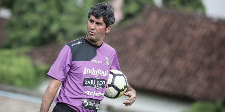 Stefano Cugurra Punya Cara agar Pemain Bali United Terhindar dari Cedera