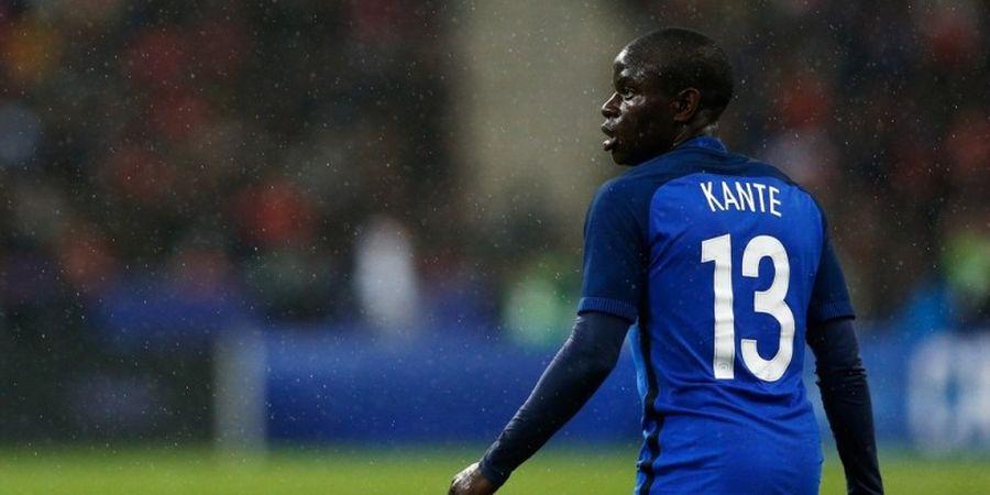 Chelsea Resmi Boyong N'Golo Kante