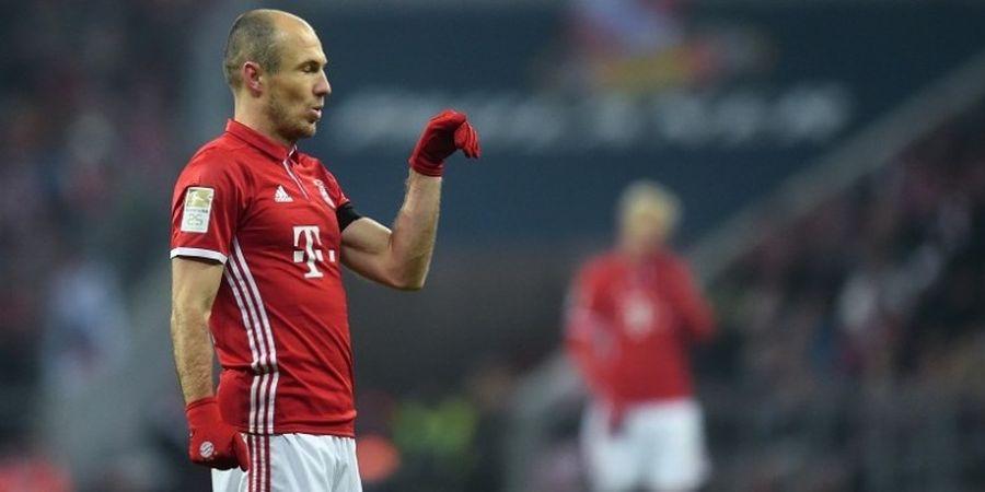 Robben Akui Pernah Remehkan Bayern Muenchen
