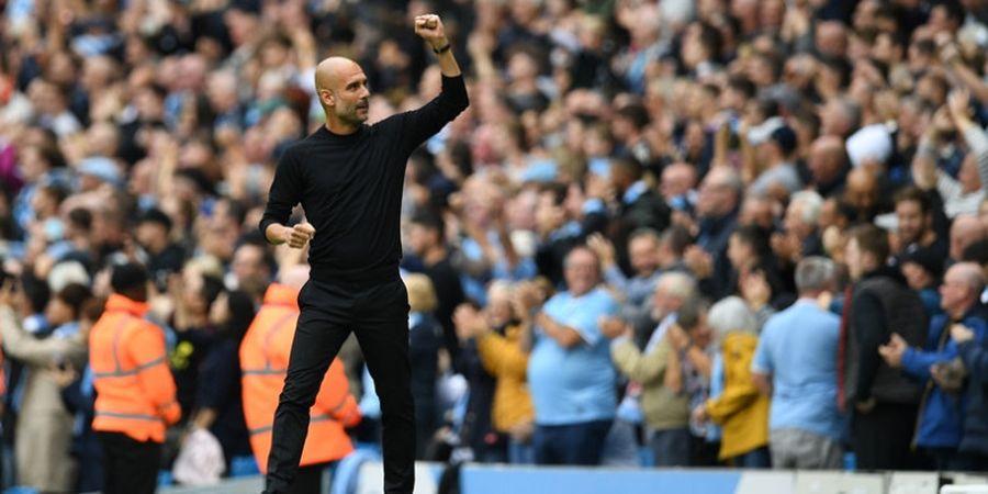 Susunan Pemain Manchester City Vs Brighton - Duo Silva Akan Sokong Sergio Aguero