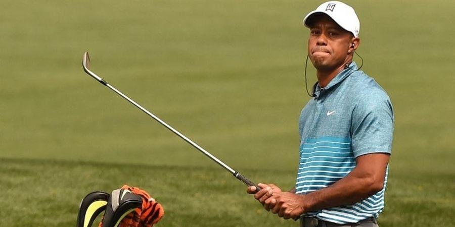Meniru Cara Tiger Woods Bangkit dari Keterpurukan