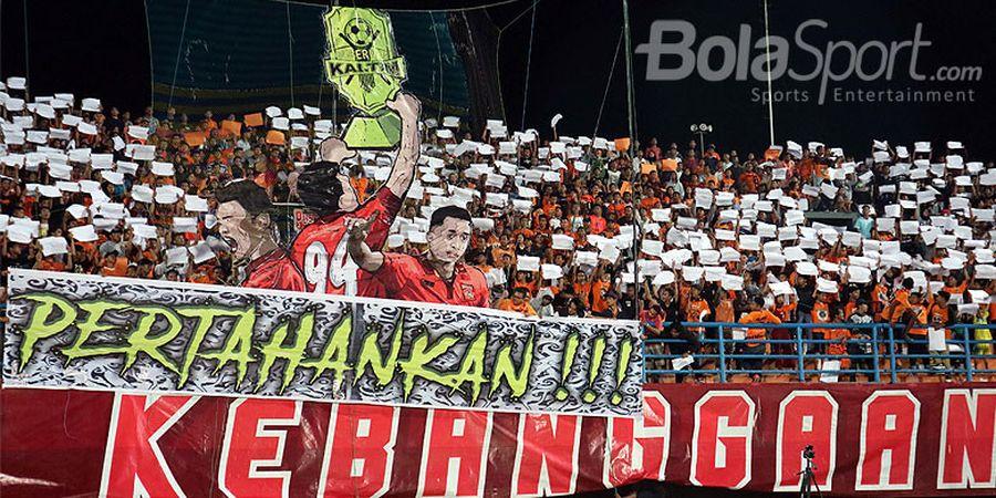 Borneo FC Gagal di Piala Presiden 2019, Ini Pesan Manajer ke Suporter