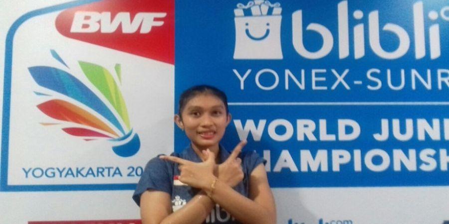 Kejuaraan Dunia Junior 2017 - Jumpai Goh Jin Wei, Choirunnisa Ingin Main Lepas