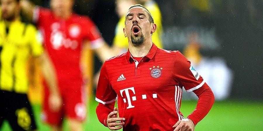 Bayern Muenchen Vs Bayer Leverkusen, Asah Pisau