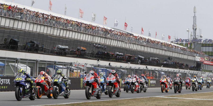 Jelang MotoGP Austria, Ingatan Kembali Tertuju pada 'Tikungan Neraka' Red Bull Ring